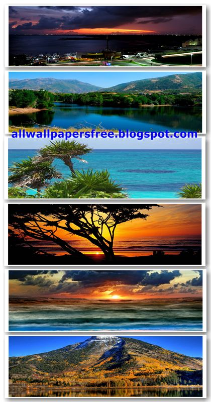 300 Impressive Dual Screen Landscapes Wallpapers 2560x1024 Px