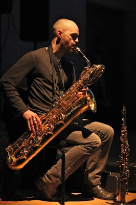 Cathal Roche Saxophone