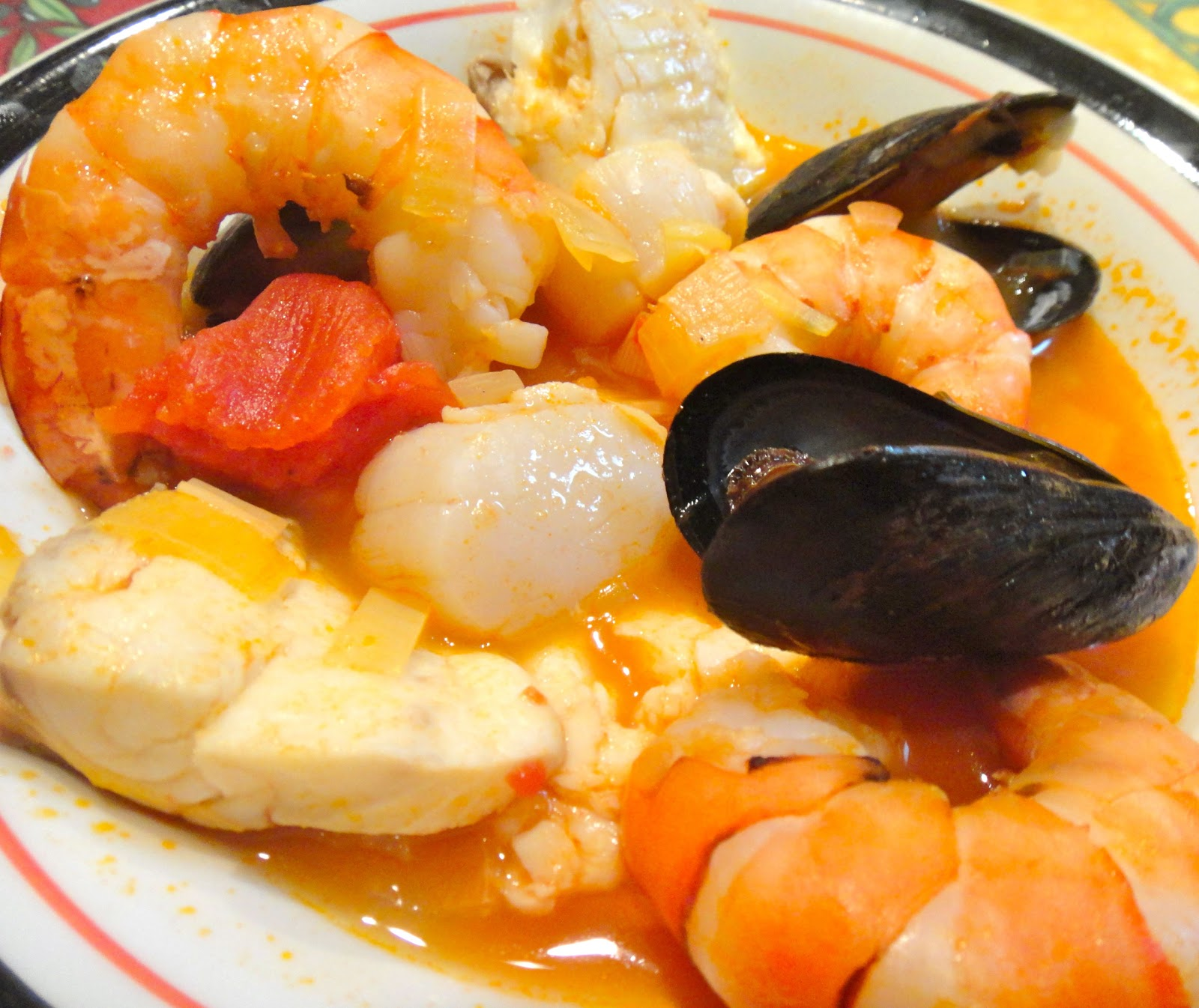 recipes bouillabaisse bouillabaisse bouillabaisse simplified