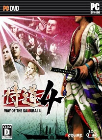 Way of the Samurai 4 Update v1.01-CODEX