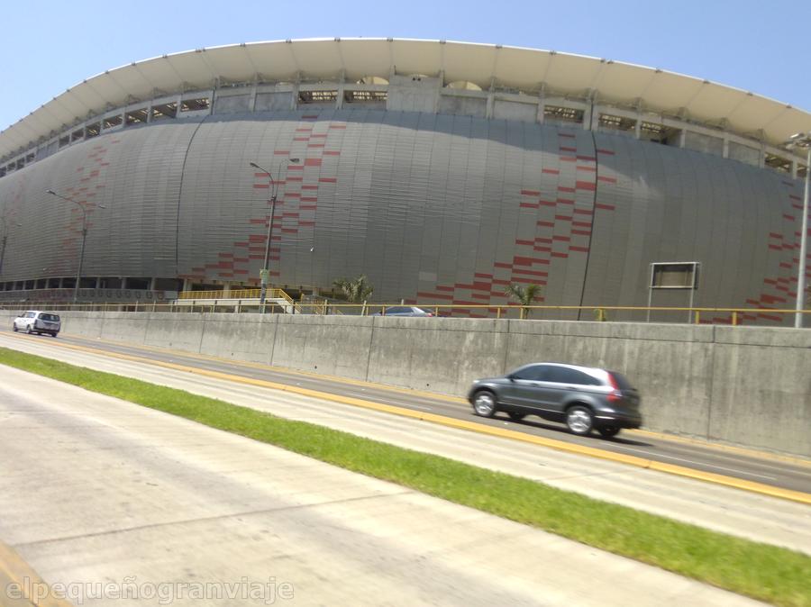 Estadio Nacional Lima