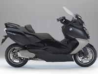 2012 BMW C650 GT Scooter pictures - 4