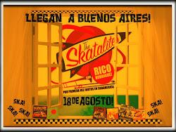 THE SKATALITES Y RICO RODRIGUEZ - 18 de Agosto