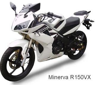 Minerva R150VX