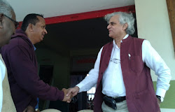 VIjay Lale With P Sainath