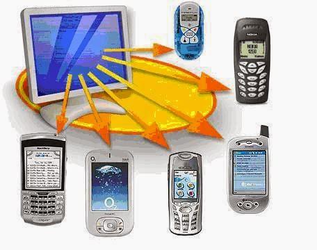 Jual aplikasi sms handphone untuk komputer atau laptop