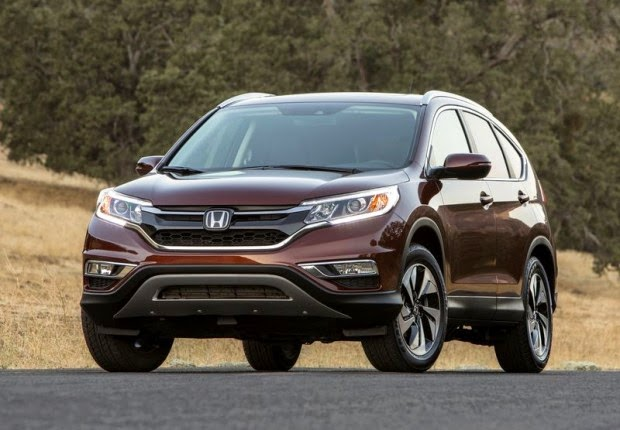 Honda Cr-v 2015 Suv Americano