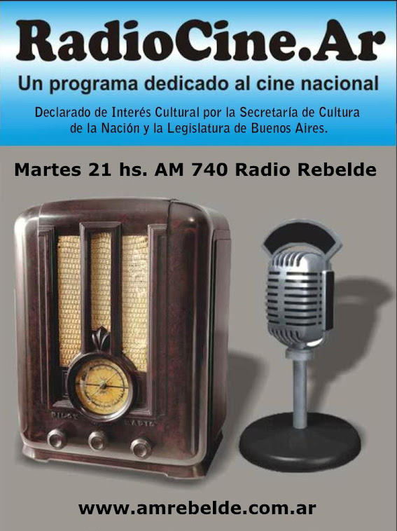 Flyer RadioCine.Ar