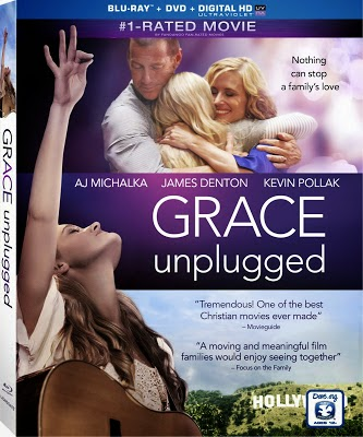 Grace Unplugged (2013) 720p BDRip Dual Espa�ol Latino-Ingl�s