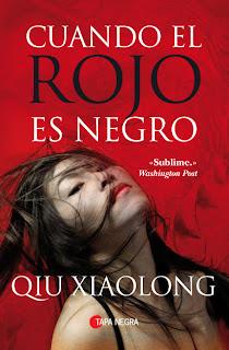 Cuando el rojo es negro Qiu Xiaolong