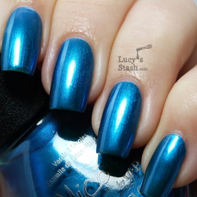 Lucy's Stash -  Nicole by OPI Deck The Dolls