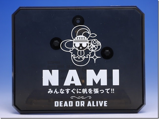 Nami New World pvc figure