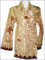 Model baju batik madura