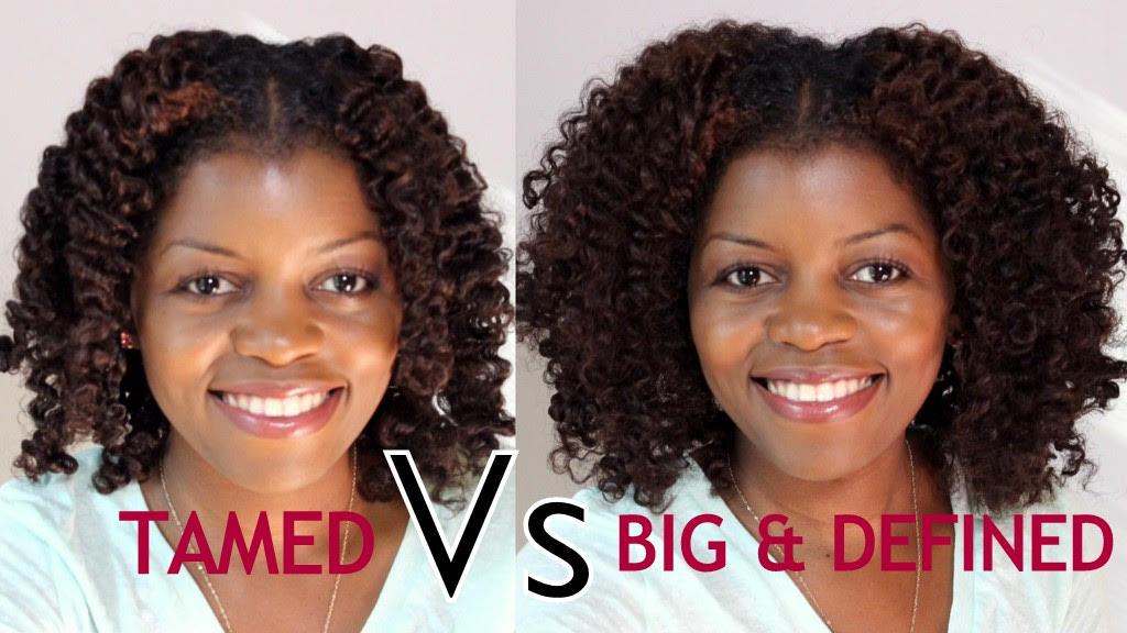 How to Achieve A Big Twist Out from Day 1 | CurlyNikki | Natural ...