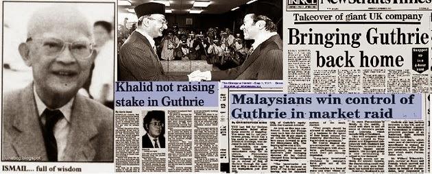 Lagenda Dawn Raid 1981 - Mahathir & Khalid Ibrahim (6 Gambar)  http://apahell.blogspot.com/