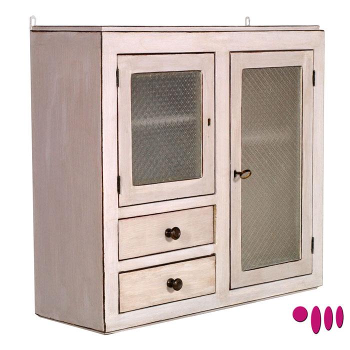 Mobili shabby chic atelier myartistic vetrina da cucina shabby chic showcase cabinet myartistic - Vetrina per cucina ...