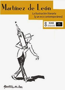 Martínez de León. La ilustración literaria (y un eco contemporáneo)