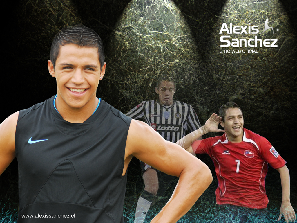 alexis sanchez wallpaper