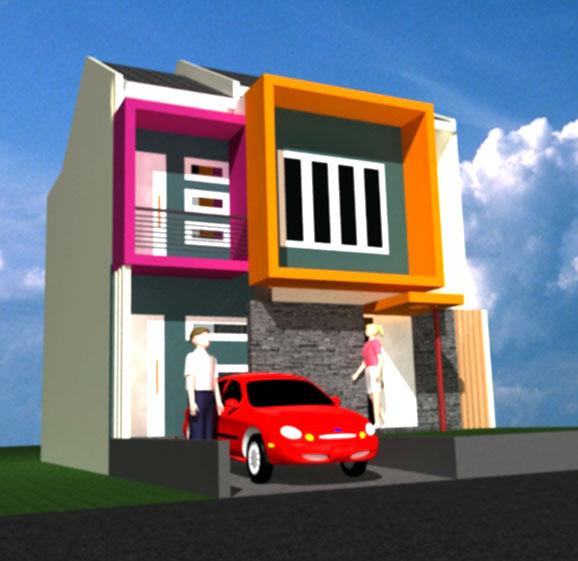 contoh design interior apartment type studio joy studio