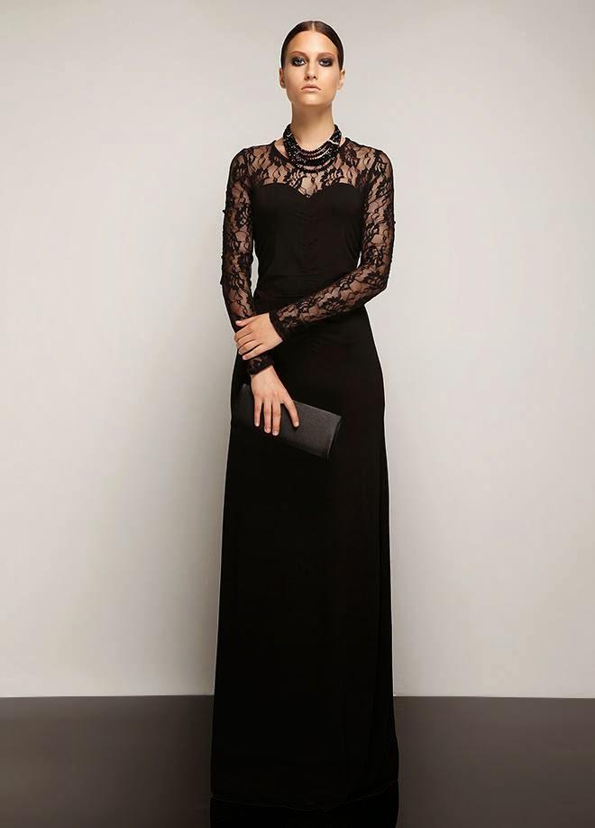 2014 black evening dress black evening dresses 2014