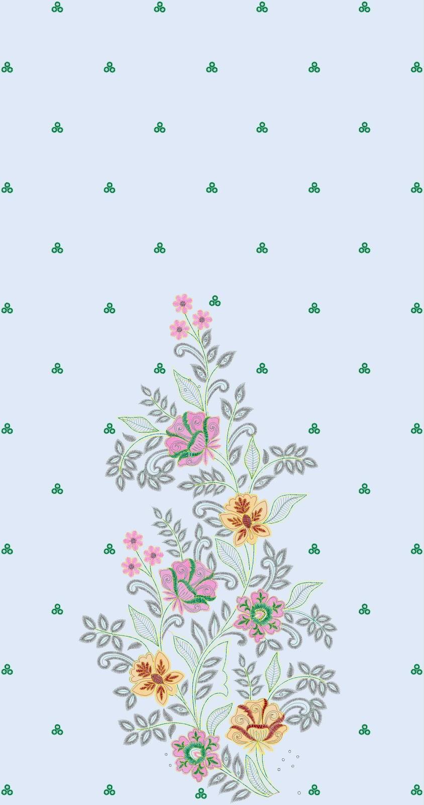 Embdesigntube Punjabi Patiala Tunics Embroidery Designs