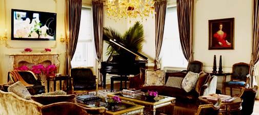 Gambar kamar hotel di New York Royal Plaza Suite