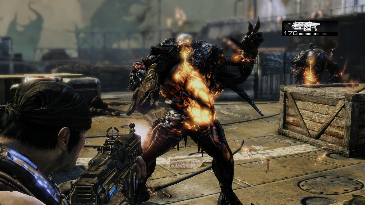 Gears of War, Gears of War 3, Xbox, Action games, gaming, games, videogames, Online gaming, Future Pixel, Review, article