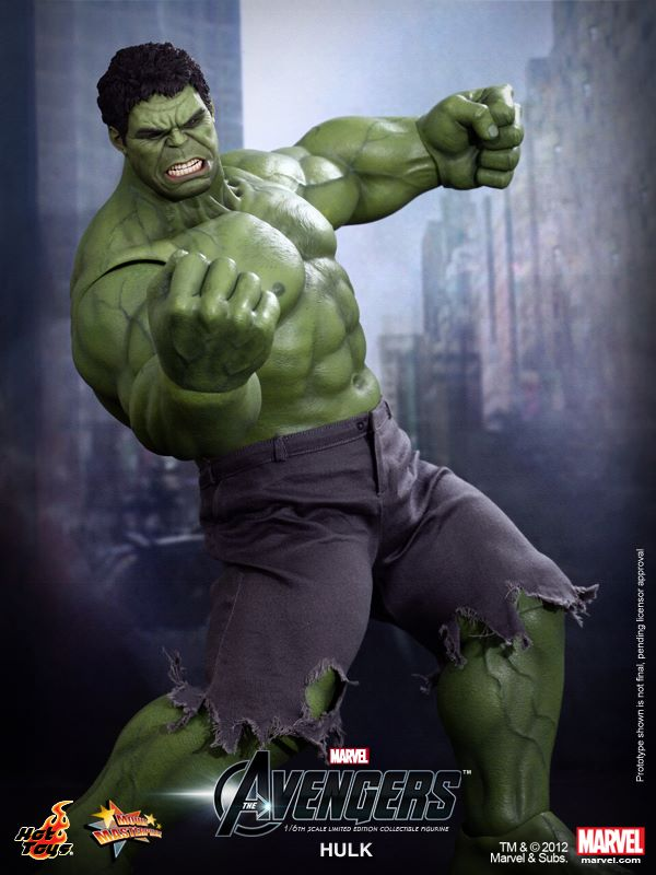 Addition to their incredible marvel s the avengers line the hulk