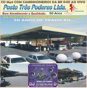 RADIO ESTRADA POSTO 3 PODERES