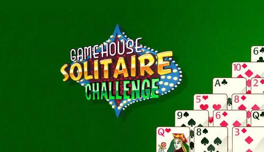 لعبة تحدي السوليتير Solitaire Challenge