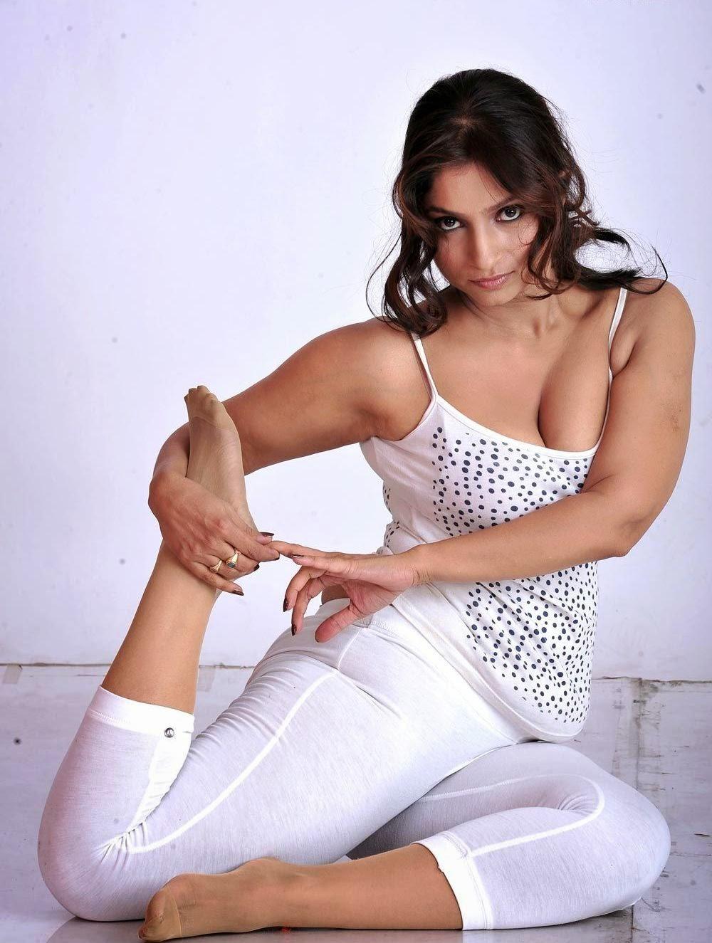 nude slut holding cock
