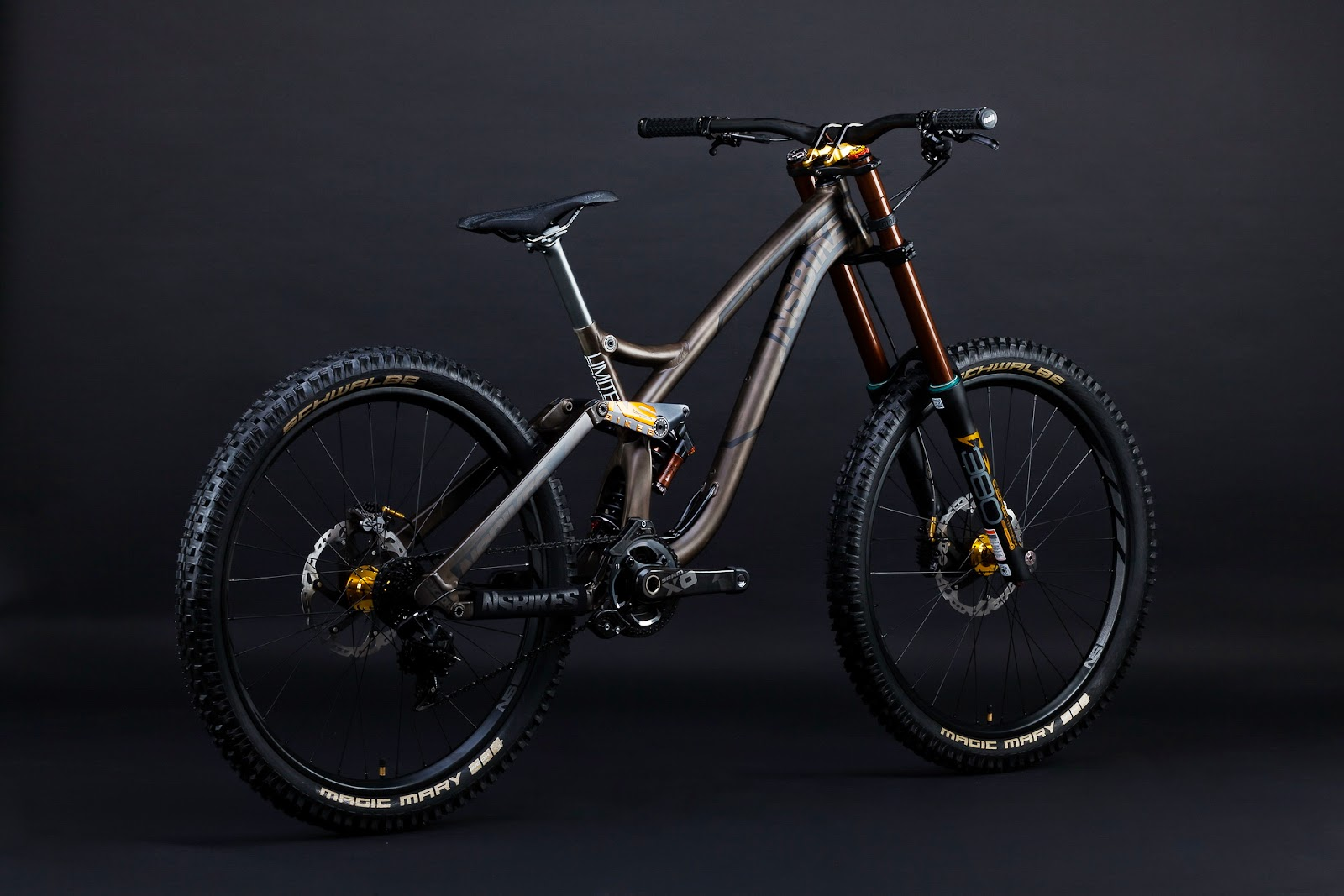 Bikes Limited makes this bike a limited
