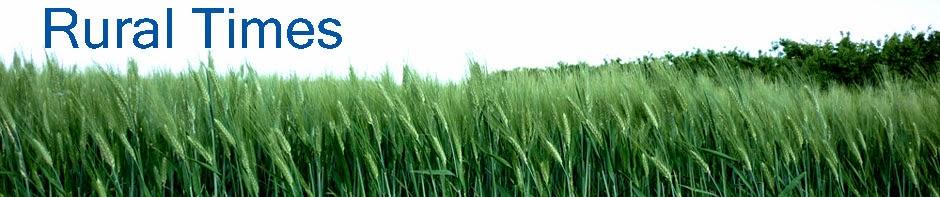 The Rural Times - Notizie di agricoltura, tecnologie, mercati, economia rurale.