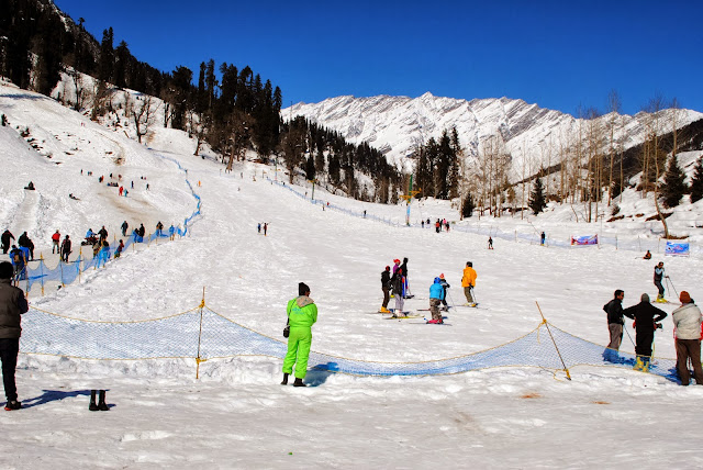 kullu Manali Honeymoon Destinations in India