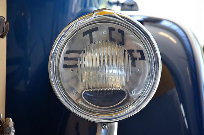 Duesenberg Brake Light