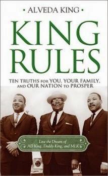 http://www.amazon.com/King-Rules-Truths-Family-Prosper/dp/140020500X/ref=sr_1_1?ie=UTF8&qid=1409878132&sr=8-1&keywords=king+rules+book