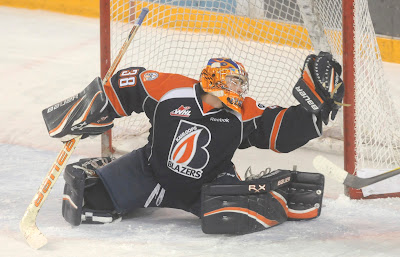 WHL: Freshman Goaltender Leading Kamloops Blazers' March