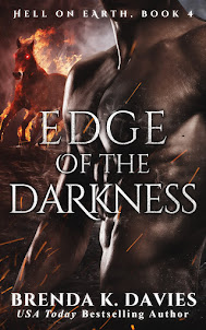 Edge of the Darkness (Hell on Earth, Book 4) is now available!