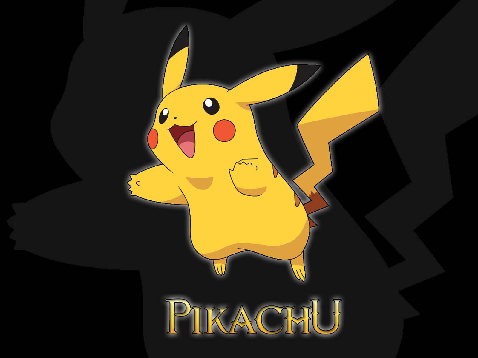 wallpapers: Pikachu Po...