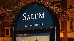 Evidence We Caught in Salem, Massachusettes
