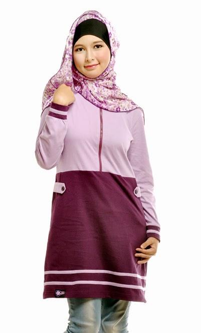 Model-Baju-Muslim-Untuk-Orang-Gemuk
