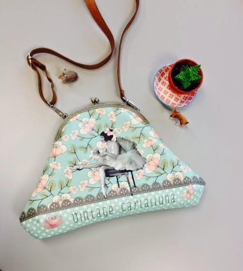 Hacemos bolsos encantadoras con pasión para hacer que usted se destaca de la muchedumbre. Coleccion primavera-verano 2015