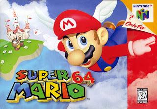 Download Mario 64 Emulator ROM online free