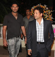 Sachin Yuvraj in Party