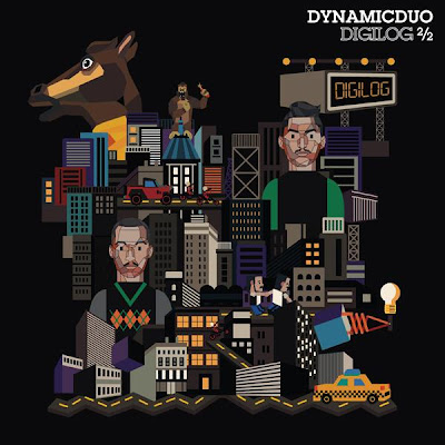 DYNAMIC DUO New Album Part 2 of Digilog 