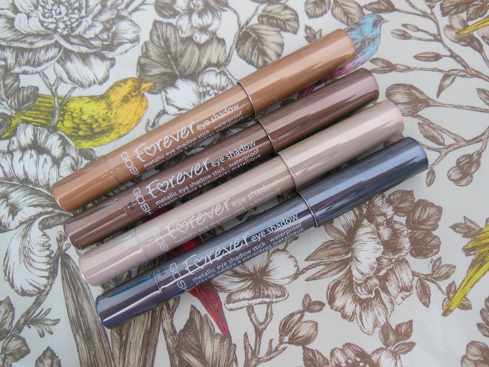 GOSH forever eye shadow sticks