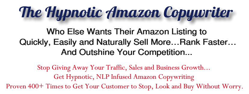 The Hypnotic Amazon Copywriter