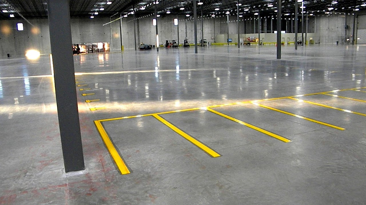 Industrial Floor Paint Epoxy