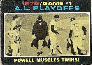 Vintage Fridays: Boog Powell, 1971 Topps #195