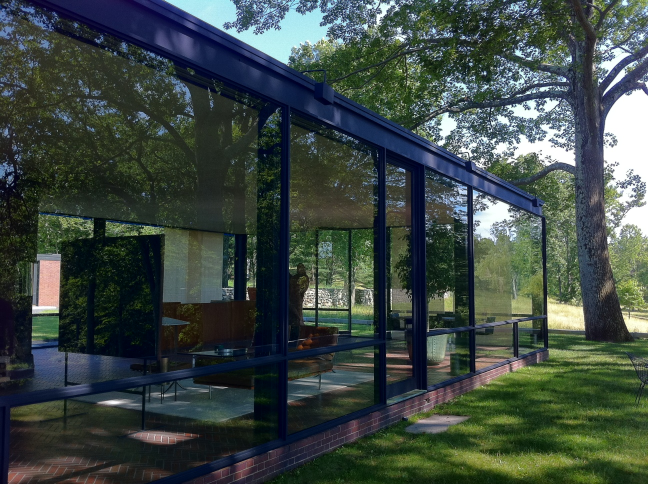 New Home Design Travel The Glass House
